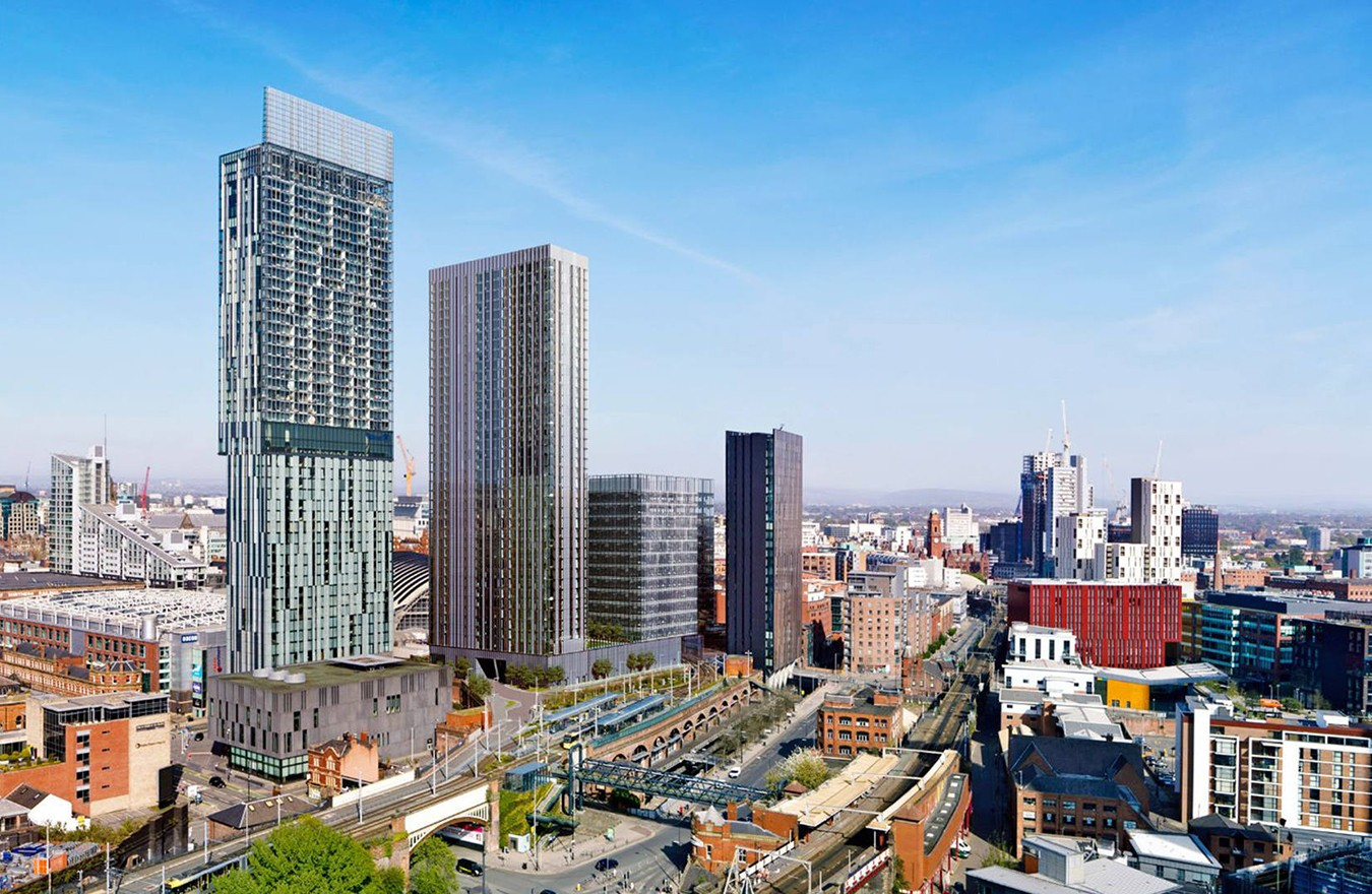 Off Market Manchester Apartments