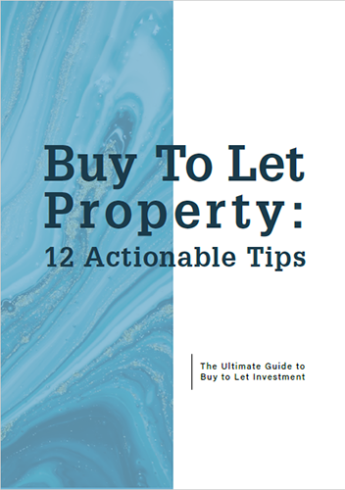 Buy to Let Property Guide cover
