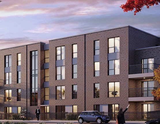 City Residence Apartments - Exterior