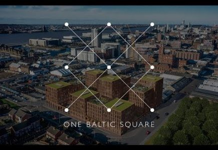 Welcome to One Baltic Square - A Flagship Liverpool Development