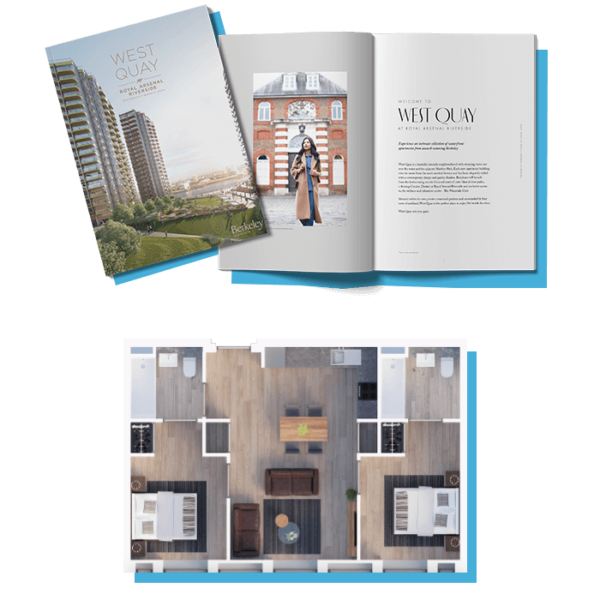 West Quay - Royal Arsenal Info Pack and Floor Plans