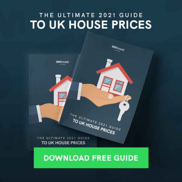 Ultimate 2021 Guide to UK House Prices - click to download free guide