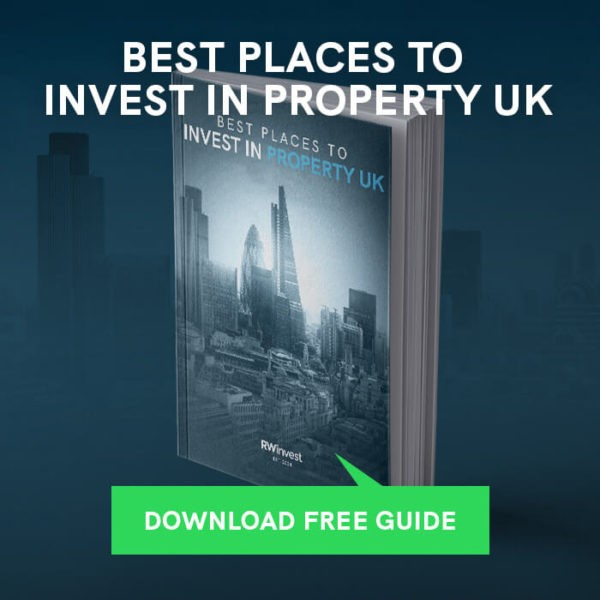 Best Places to Invest in Property UK - Download Free Guide