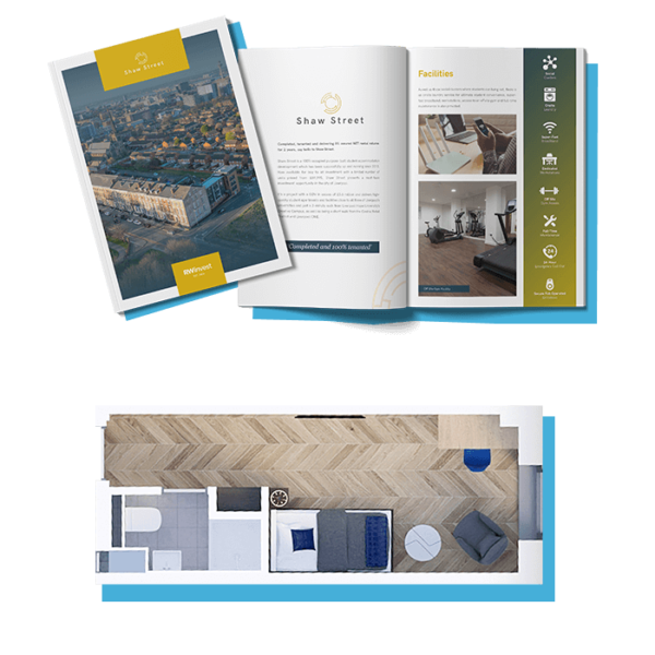 Shaw Street Info Pack and Floor Plans