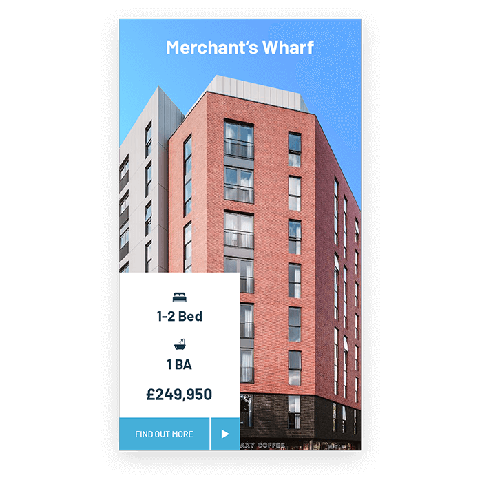 Merchant's Wharf Property Investment Offer