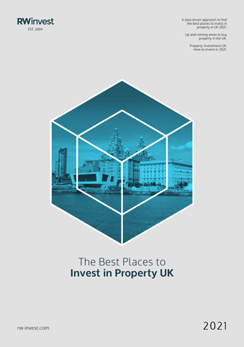 The Best Places to Invest in Property UK