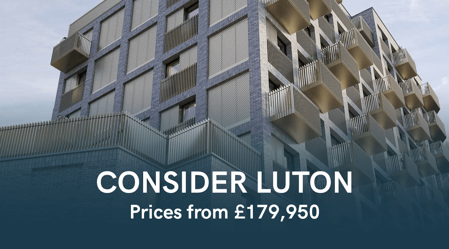 House Prices in Luton
