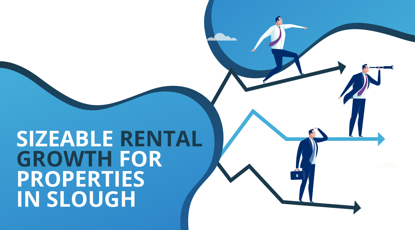 Sizeable Rental Growth for Properties in Slough