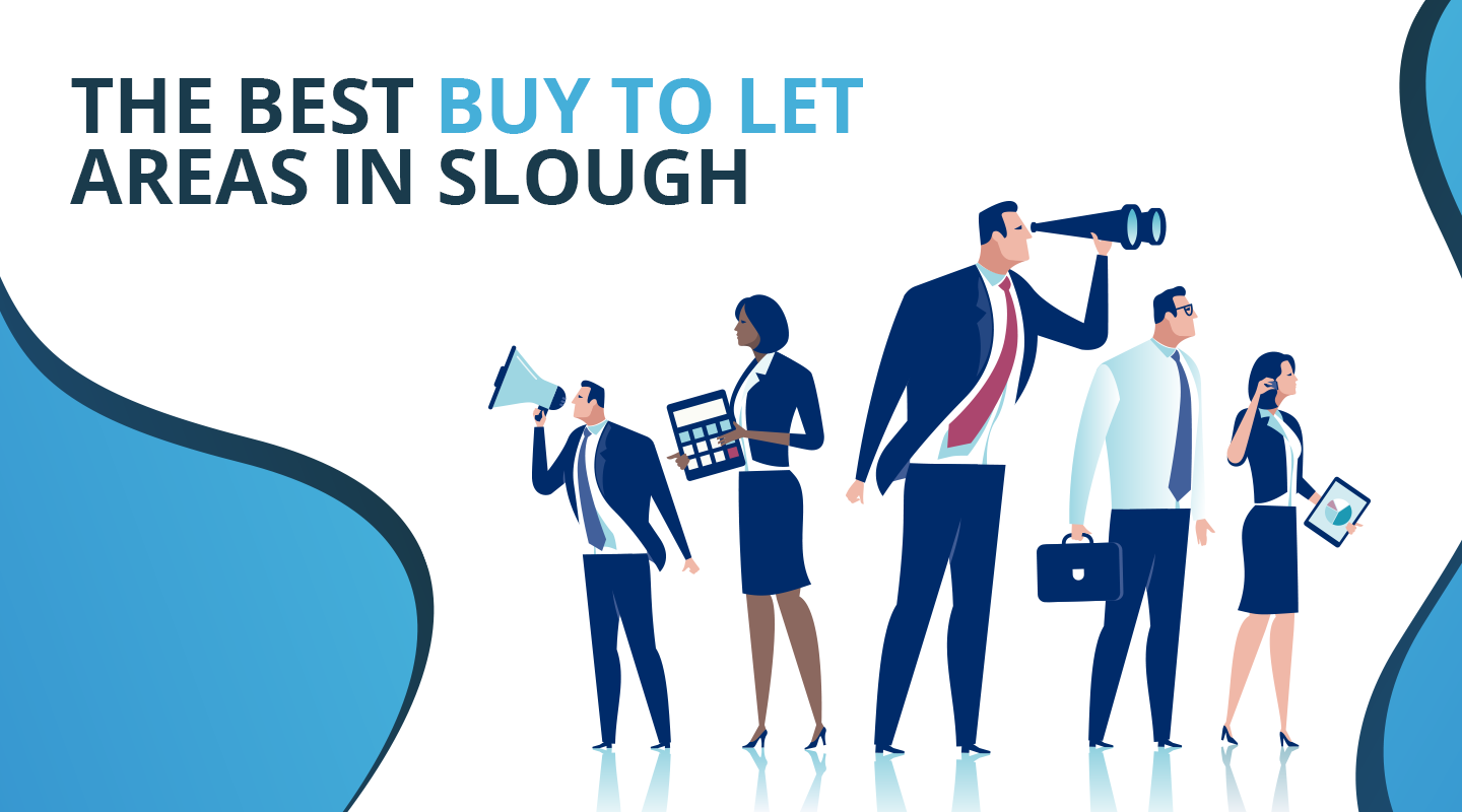 The Best Buy to Let Areas in Slough
