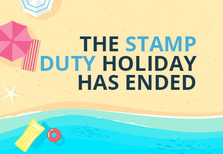 The Stamp Duty Holiday Has Ended
