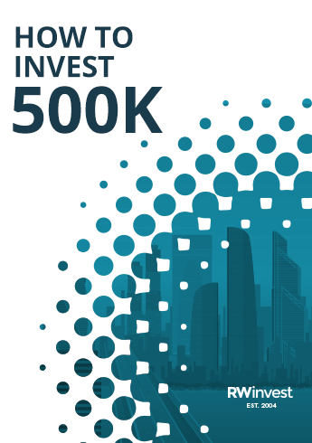 How to Invest 500k