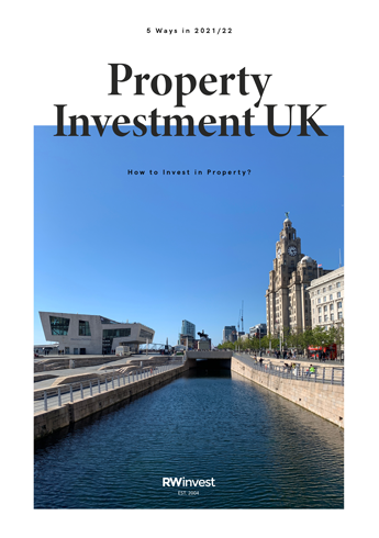 Property Investment UK Guide Cover