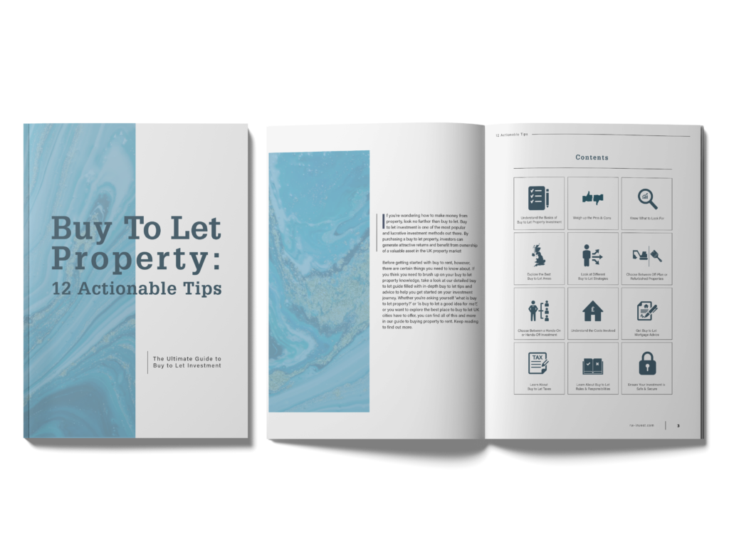 Buy to Let Property Guide